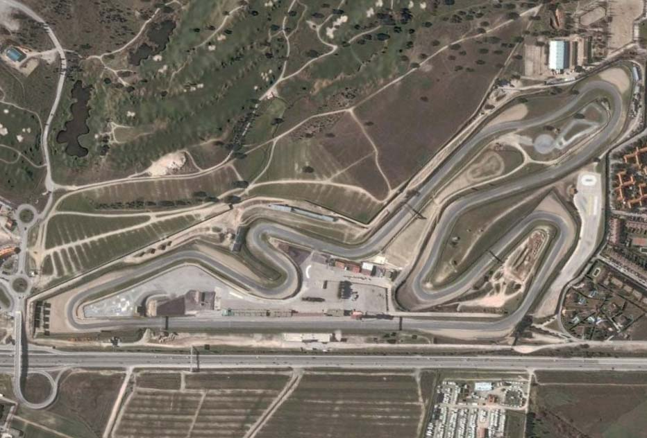 Circuito Jarama : Cabezas tractoras no aptas para remolcar nada