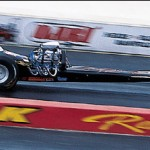 Drag racing, insanely powerful machines