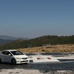 Prueba Honda Civic Type-R 2009, Championship White Edition
