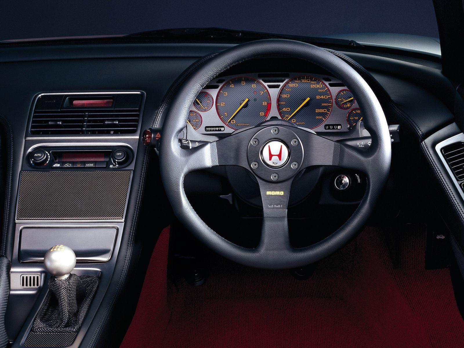 Honda NSX (1990-2005), historia de un sueño – 8000vueltas.com
