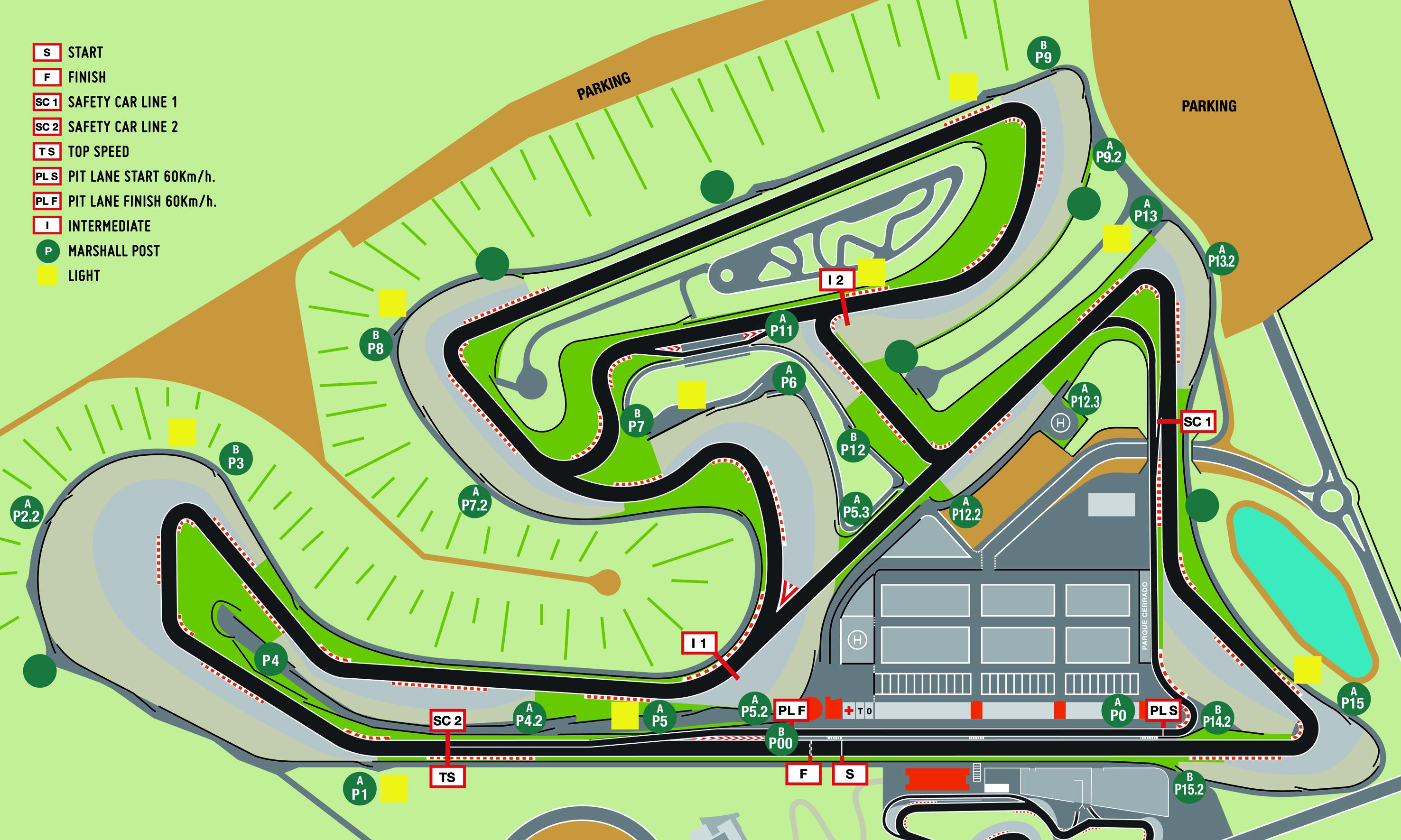 Circuito Los Arcos : Guía definitiva del circuito de navarra especial trackday
