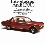 Audi 100 I (1968-76), heredero del marketing