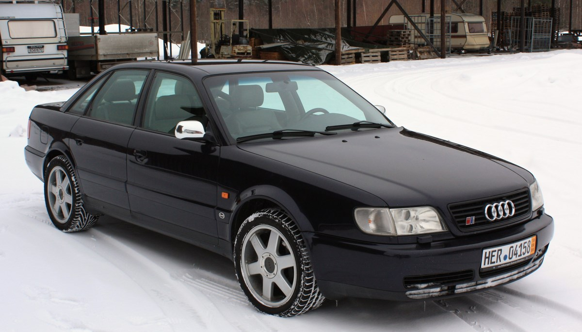 1996 Audi S6 Plus Related Infomation Specifications