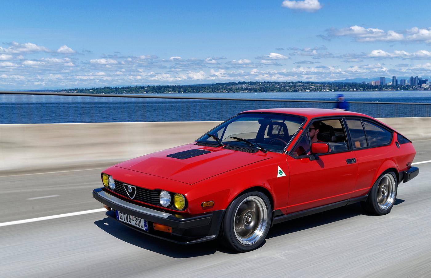 Alfa Romeo Gtv 6 8000vueltas Com