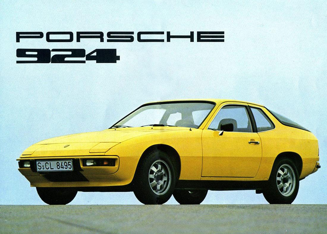 Porsche 924 El Malquerido 8000vueltas Com